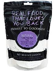 Honest to Goodness Celtic Sea Salt - Fine, 600g