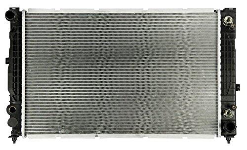 Sunbelt Radiator For Audi A4 Quattro A6 Quattro 2648 Drop in Fitment