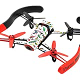 Skin For Parrot Bebop Quadcopter Drone – Bright Lures | MightySkins Protective, Durable, and Unique Vinyl Decal wrap cover | Easy To Apply, Remove, and Change Styles | Made in the USA