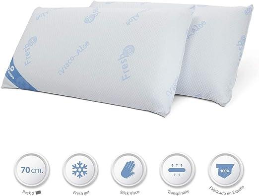 Comprar almohada gel