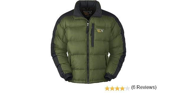 Mountain hardwear men's below zero jacket