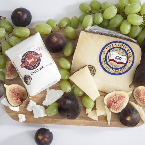 Golden State Fruit Monthly Fruit and Cheese Club (Premium Version) - 9 Month Club by Golden State Fruit (Image #1)