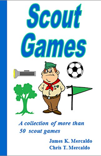 Scout Cub Activities (Scout Games: A collection of more than 50 scout games (Scout Fun Books))