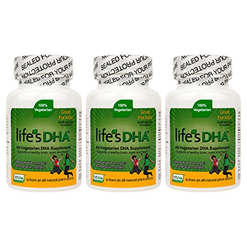 Martek Lifes 100mg All Vegetarian Supplement product image