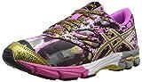 ASICS Gel Noosa Tri 10 GS GR Triathlon Shoe (Little Kid/Big Kid), Pink Glow/Gold/Gold Ribbon, 1.5 M US Little Kid