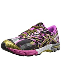 Asics Girl's Gel-Noosa Tri 10 Gs Gr Ankle-High Synthetic Cross Trainer Shoe