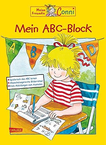 Conni Gelbe Reihe: Mein ABC-Block