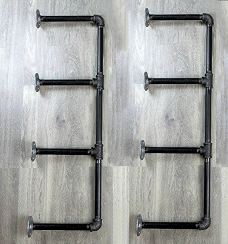 Review Industrial Retro Wall Mount