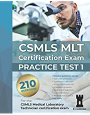 CSMLS MLT Certification Exam: Practice Test 1