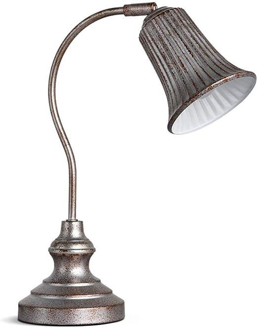 Lámpara de Escritorio Loft Cabeza de lámpara Ajustable Retro Hacer ...