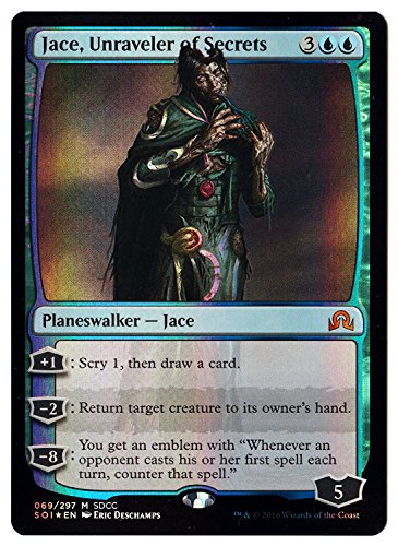 Magic SDCC 2016 The Gathering Exclusive Planeswalker for sale  Delivered anywhere in USA