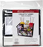 Innovative Home Creations Free Standing Craft Caddy-W/3 Pockets