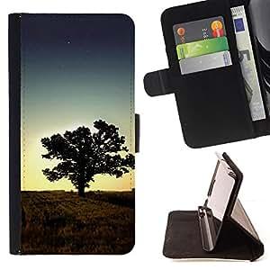 For LG G4c Curve H522Y (G4 MINI), NOT FOR LG G4,S-type Puesta de sol Beautiful Nature 1 - Dibujo PU billetera de cuero Funda Case Caso de la piel de la bolsa protectora