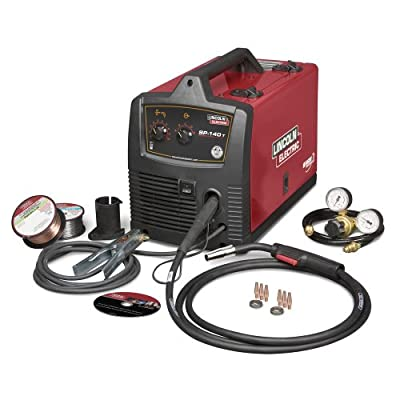 Factory-Reconditioned Lincoln Electric U2688-2 SP-140T MIG Welder, 30-140 amp DC Output, 120V/1/60 Input