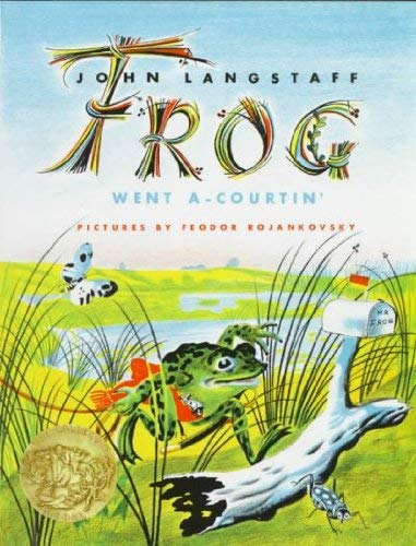 Fritz Frog - Frog Went a Courtin