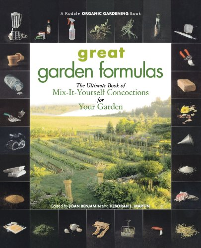 Cheap  Great Garden Formulas: The Ultimate Book of Mix-It-Yourself Concoctions for Your Garden