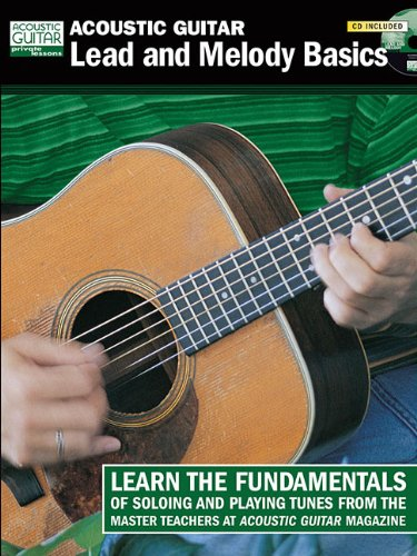 Acoustic Guitar Lead and Melody Basics (Acoustic Guitar Magazine's Private Lessons) -