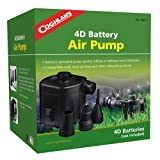 Coghlans-4D Battery -Operated Air Pump