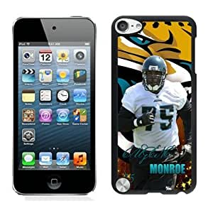 NFL Jacksonville Jaguars iPod Touch 5 Case YMH90659 NFL Unique Phone Case Covers Protective