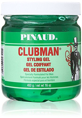 Pinaud Clubman Styling Gel 16 oz (Pack of 4)