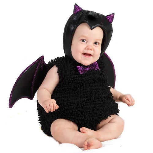 [Boo Bat Infant/Toddler Costume Size 6/12 Months] (Boo Baby Costume)