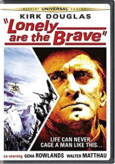 Book Cover: Lonely are the Brave (Universal Backlot Series)