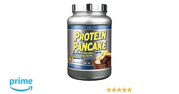 Scitec Nutrition - Proteína Panqueque Chocolate y Banana: Amazon.es: Salud y cuidado personal