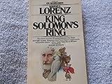 King Solomon's Ring, Konrad Lorenz, 0451113721