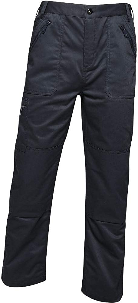 Regatta Professional Pro Action Hardwearing Water Repellent Multi Pocket Trousers - Pantalones Hombre