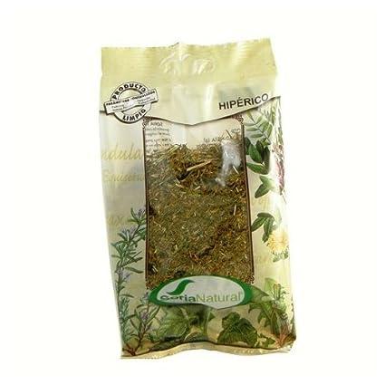 hiperico hierba 50gr soria natural 50 gr.: Amazon.es: Belleza