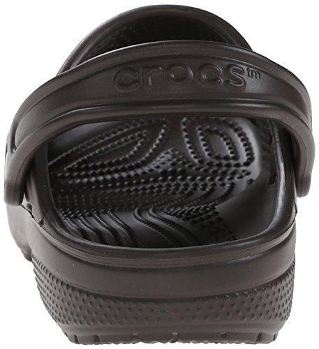 Crocs Unisex Klassiska Sandal Espresso