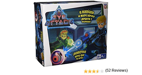 IMC Toys 96042 - Eye Attack Innovación: Amazon.es: Juguetes y juegos