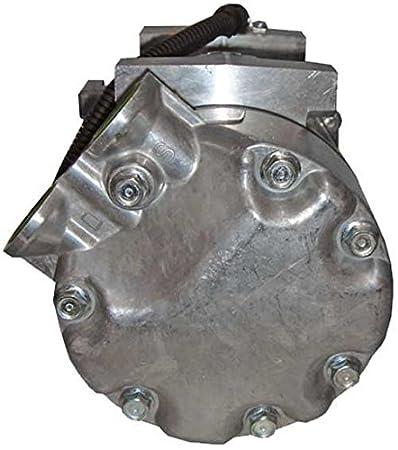 BEHR HELLA SERVICE 8FK 351 127-871 Compresor, aire acondicionado: Amazon.es: Coche y moto