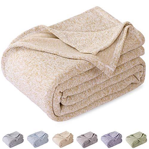 KAWAHOME Summer Knit Blanket