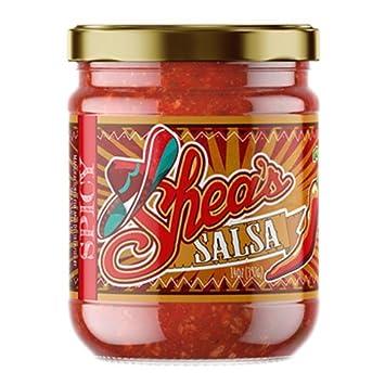 Sheas Salsa (Spicy)