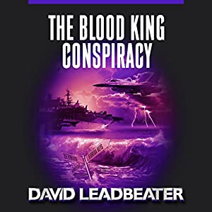 The Blood King Conspiracy Hörbuch