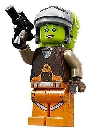LEGO® Hera Syndulla Minifigure - Star Wars Rebels: Amazon.co.uk ...