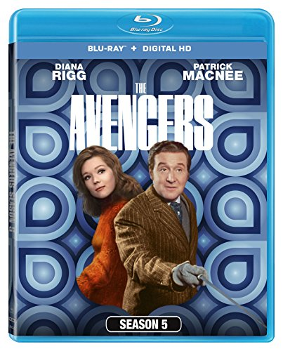 Blu-ray : The Avengers: Season 5 (3 Pack, 3 Disc)