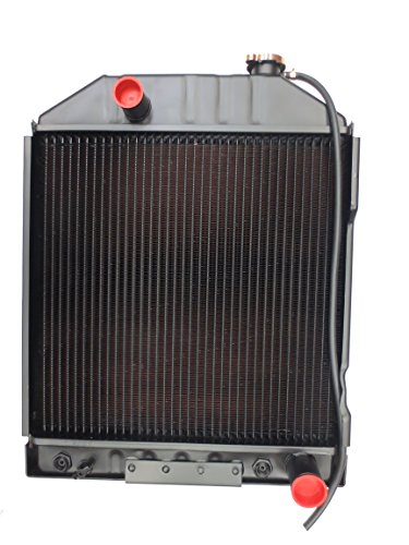 NEW Replaces Ford New Holland Tractor Radiator Fits E0NN8005GC15M 5110 5600 5610 6410 6600 +