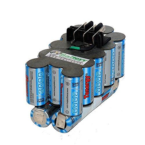 black decker 24 volt battery - 9