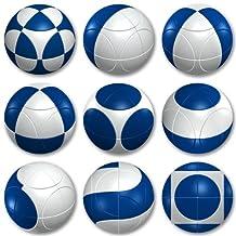 Marusenko Level 1, Blue and White