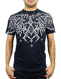 Affliction Eagle Pride Short Sleeve T-Shirt