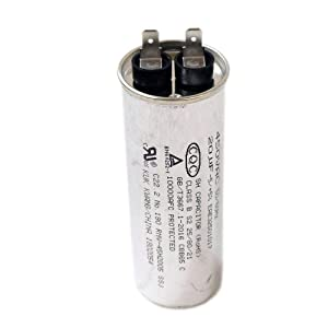Lg EAE32501017 Refrigerator Run Capacitor Genuine Original Equipment Manufacturer (OEM) Part