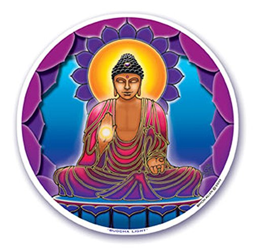 mandala-arts-colorful-decal-window-sticker-45-double-sided-buddha-light-by-bryon-allen-s15
