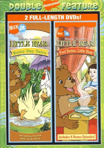 Little Bear - Rainy Day Tales/Feel Better, Little