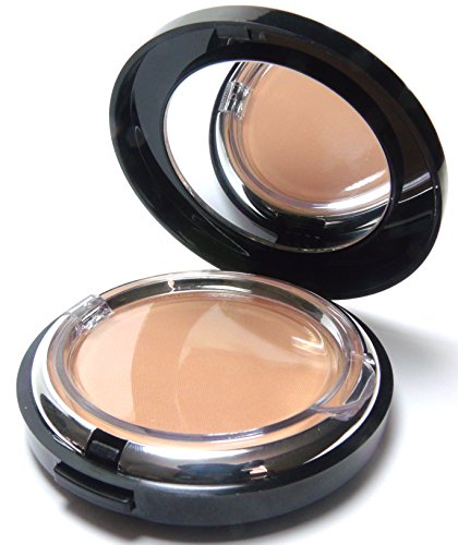 Pure Ziva Buildable Coverage Long Lasting Pressed Finishing Powder, Oil Control Mattifying Shine Free, No Animal Testing, Cruelty, Talc & Paraben Free, Medium