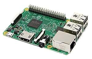 Raspberry PI 3 Model B 1.2GHz 64-bit quad-core ARMv8 CPU, 1GB RAM