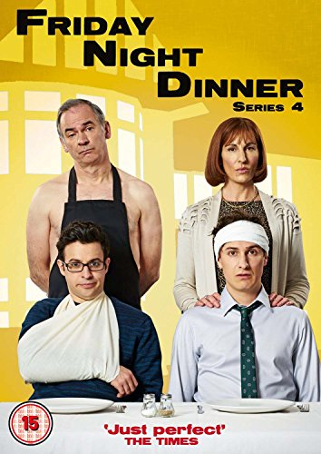 (Friday Night Dinner series 4 [UK import, region 2 PAL format])