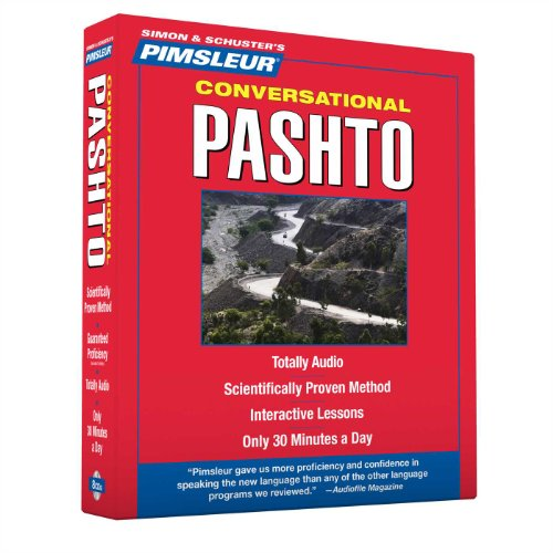 Pimsleur Pashto Conversational Course - Level 1 Lessons 1-16 CD: Learn to Speak and Understand Pashto with Pimsleur Language ()