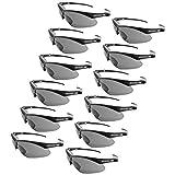 JORESTECH Eyewear - Safety Protective Glasses Case of 12 (Smoke)